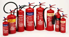 Fire Extinguisher Servicing Manchester
